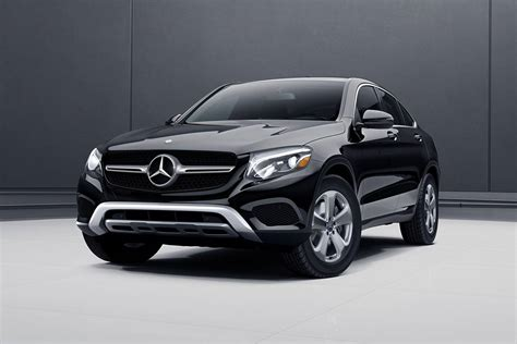 The mbux (mercedes benz user experience) infotainment system with intuitive voice control is optionally available for the new glc coupé. 2017 Mercedes-Benz GLC-Class Coupe SUV Pricing - For Sale | Edmunds