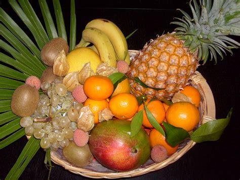 cuisine bon appetit corbeille de fruits de saison photo de nos corbeilles de