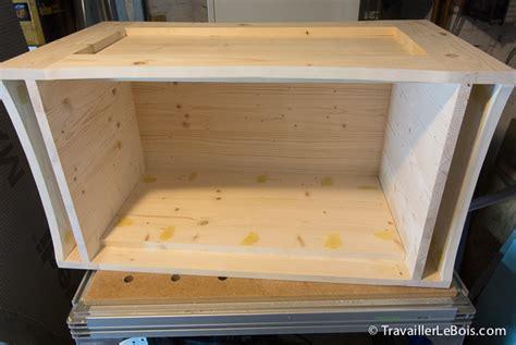 plan coffre a jouet en bois fabrication d un coffre 224 jouets en bois travailler le bois