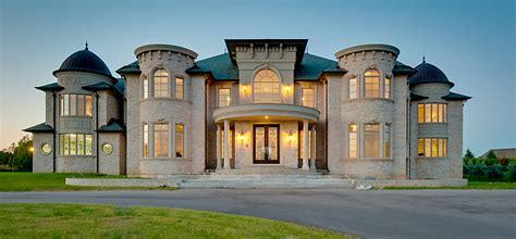 grand  square foot mansion  vaughan ontario