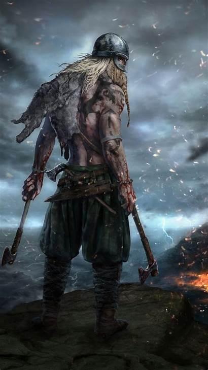 Vikings Viking Iphone Badass Wallpapers Background Corbeau