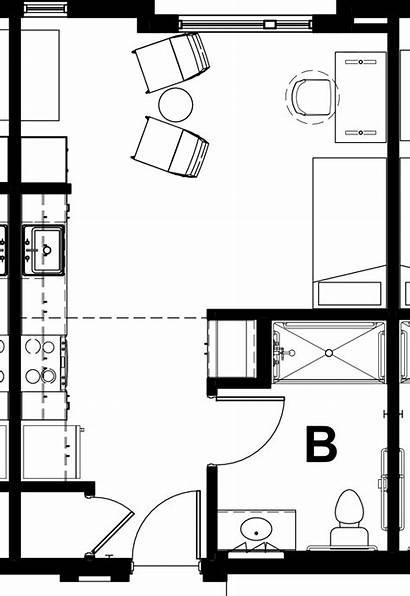 Rit Village Global Housing Floor Plans Studio