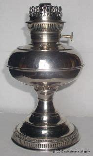 antique rayo center draft kerosene oil l patent 1905