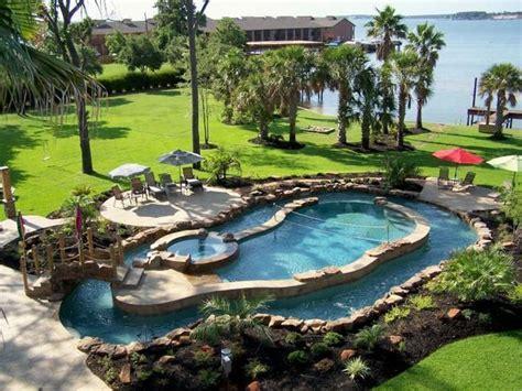 best backyard pool 30 of the best backyard hangout spots in the world