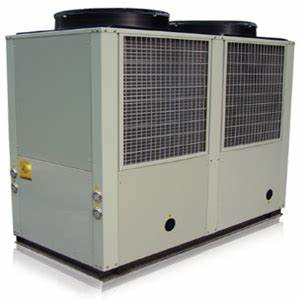 Industrial Air Cooled Scroll Chiller - ATOM DRIVE - The ...