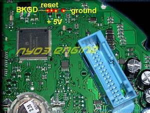 Pinout For Upa Usb Pro To Read Mc9s12h256 Mc68hc912d60