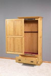 Simple Gun Cabinet Woodworking Plans - Image Mag