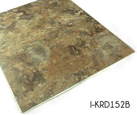 Stick Marble Adhesive PVC Vinyl Flooring Tiles