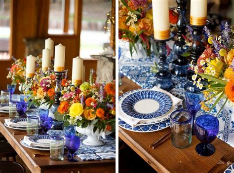 colorful moroccan wedding flower inspiration  raleigh