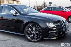Audi S7 Sportback : audi s7 sportback 2015 19 march 2015 autogespot ~ Medecine-chirurgie-esthetiques.com Avis de Voitures