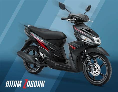 pilihan warna yamaha mio z 125cc bluecore 2016 harga dan