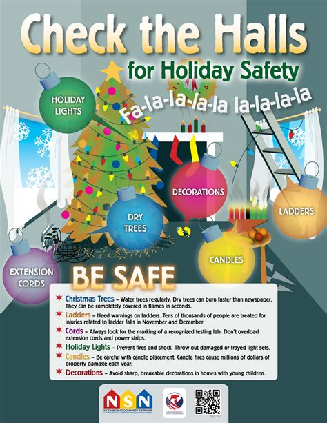 free christmas tree safety tips check the halls for safety safet flickr
