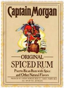 captain morgan original spiced rum puerto rico review With captain morgan label template