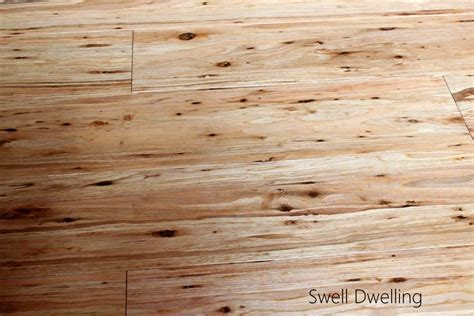 Swell Dwelling: Eucalyptus Wood Floors
