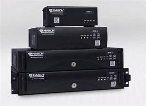 March Networks 8000 Series Hybrid Nvr Platform From  March
