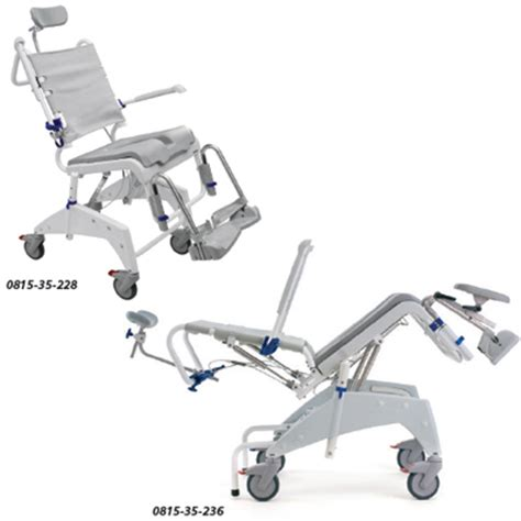 vip tilt in space shower commode chairs vip