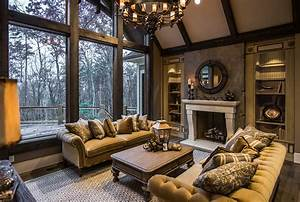 The Cliffs at Mountain Park Model Home – Habersham Home ...