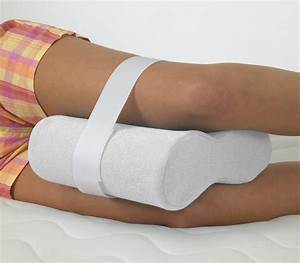 harley original knee support pillow from slumberslumbercom With bed knee support pillow