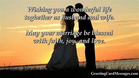wedding wishes youtube