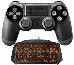 Nyko Introduces Data Bank And Type Pad For PS4 Light Grip