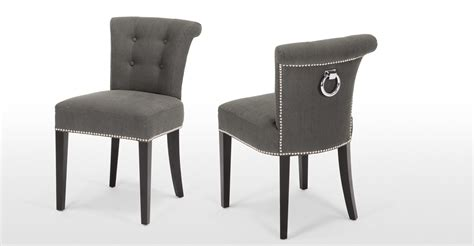 black and white dinette buy design grey upholstered dining chairs for your