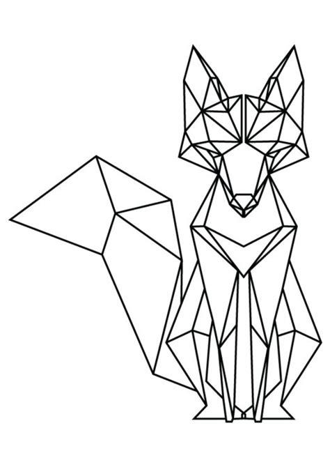 ideas  geometric animal  pinterest