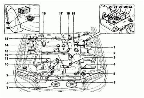 2000 volvo s80 engine diagram automotive parts diagram