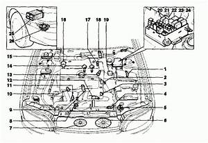 2001 Volvo S80 Engine Diagram