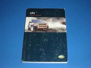 2005 Land Rover Lr3 Owners Manual Book Guide