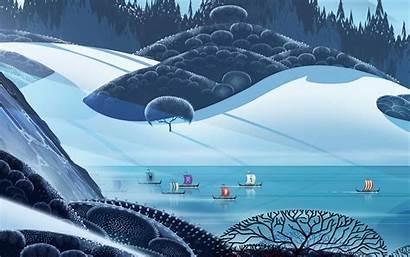 Banner Saga Desktop Series