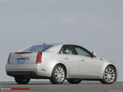 Cadillac Can They Make India Page Team Bhp