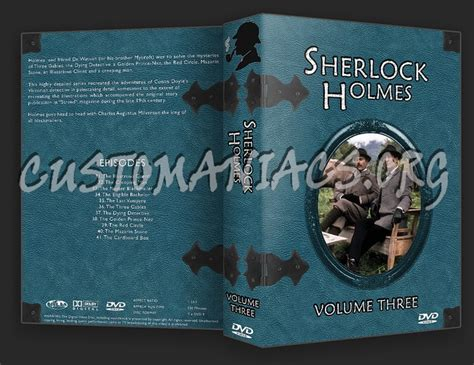 Sherlock Holmes Complete Collection Dvd Cover