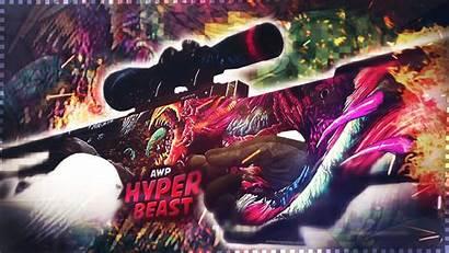 Cs Beast Hyper Awp Csgo Hypebeast Wallpapers