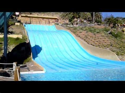 aqua park maspalomas gran canaria youtube