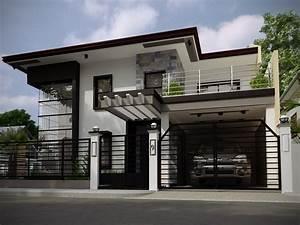 Mesmerizing inspirational house with terrace home design for House interior design manila