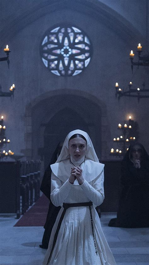 Change the width and height in search if you want a vertical wallpaper. Wallpaper The Nun Poster Android - Best Mobile Wallpaper | Movie wallpapers, Horror photos ...
