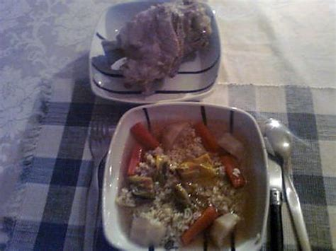 pot au feu porc recette de jarret de porc en pot au feu 1er 233