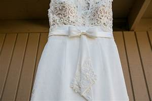 berta bridal real wedding inspiration preowned wedding With previously owned wedding dresses