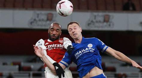 Arsenal tombe à domicile face à Leicester / Premier League ...