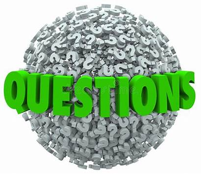 Question Word Questions Mark Answers Ball Asking