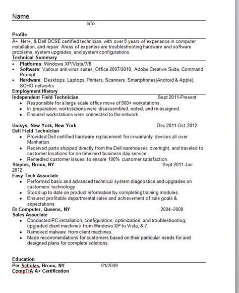 should a resume be one page only