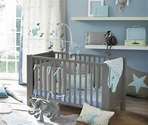 Kinderzimmer Blau Grau : spektakul re inspiration kinderzimmer blau grau und sch ne camengo kinderstoff sternchen ~ Markanthonyermac.com Haus und Dekorationen
