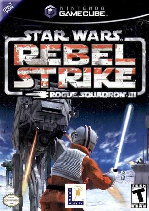 star wars rogue squadron iii rebel strike  gamecube  mobygames