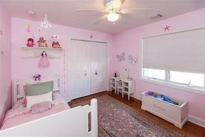 Chambre Rose Pale : 100 id es comment d corer la chambre des enfants ~ Melissatoandfro.com Idées de Décoration