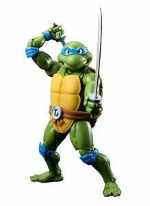 Teenage Mutant Ninja Turtles Leonardo Figure By Sh