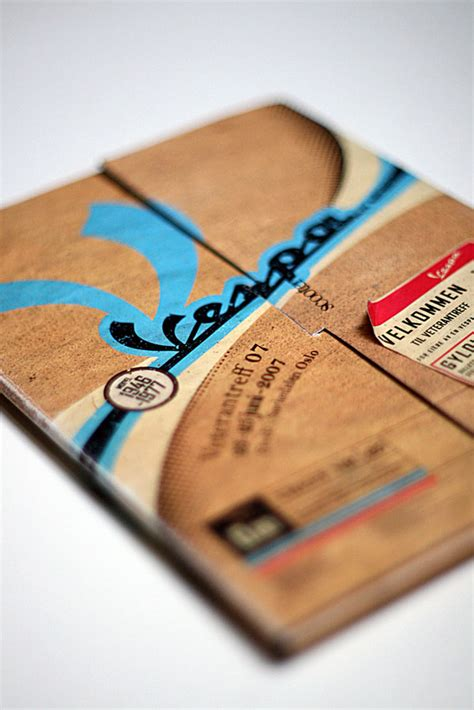 awesome retro vintage style brochure designs web