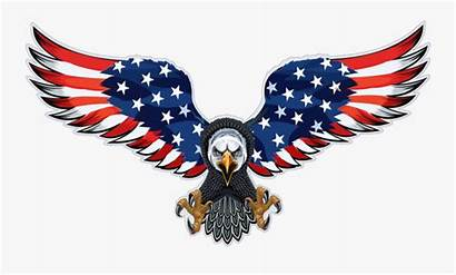 Eagle Flag American Usa Shield Flying Transportation