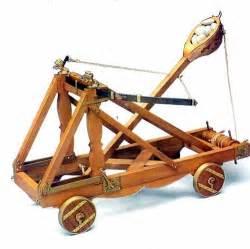 Roman Catapult Design