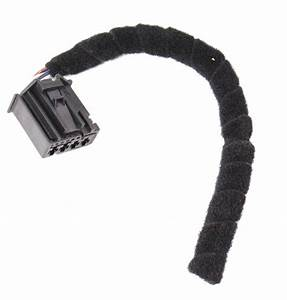 Rh Inner Tail Light Lamp Plug Pigtail Wiring 04