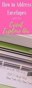 how to write with cricut explore air address envelopes With wedding invitations cricut explore air 2